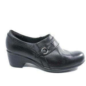 Clarks Collection Womens Genette Curve Bootie 8.5